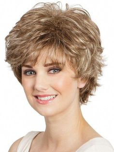 "The short cut called ""pixie cut"" is more and more popular among people and the street. To know everything about this trendy haircut, we asked Patrick Lagré, artistic director of the Toni & Guy hair salons . Haircuts For Curly Hair, Curly Hair Tips, Short Curly Hair, Short Bob Hairstyles, Short Hair Cuts, Wig Hairstyles, Curly Hair Styles, Hairstyle Ideas, Natural Hair Care"