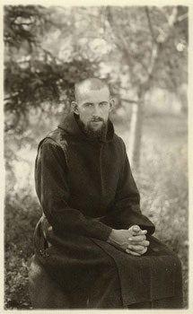 A Trappist monk