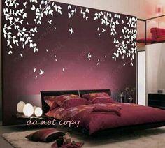 Girls bedroom paint idea...