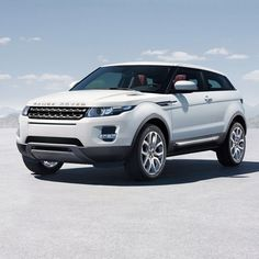 Range Rover Evoque....oh man. I love this little thing. I need this in my future, but I doubt I'll see it! ;) haha. A girl can dream!!!!