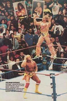Hogan and Warrior