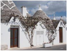 Les Pouilles en famille - Alberobello et les trulli, en Italie