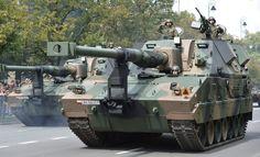 AHS Krab. Krab to potężna, samobieżna haubica. Dysponuje działem kalibru 155 mm, które - dzięki wsparciu polskiej technologii i elektroniki - jest w stanie trafiać w cel oddalony o 40 km z dokładnością do kilku - kilkunastu metrów. Haubicę KRAB można śmiało zaliczyć do jednych z najlepszych rozwiązań tego typu na świecie.