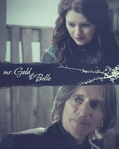 I just pinned this because I liked the shot of Belle... Rumple can go fall in a hole and starve to death, as far as I care at the moment. lol