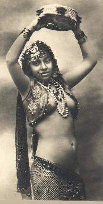 French erotic dance