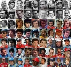 Formula 1 World Champions from 1950 to 2012 F1 Racing, Drag Racing, Jochen Rindt, Formula 1 Car, Thing 1, F1 Drivers, Indy Cars, Car And Driver, F 1