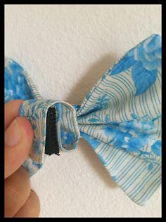 Polka-Dotted Pearl: Dapper dog bow-tie tutorial