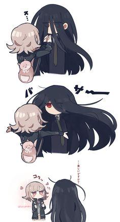 「ロンパlog【ネタバレ有り】」/「ほんず丸」の漫画 [pixiv]