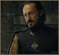 S4-E7 (aired 5/18/2014 USA): Bronn.... Game Of Thrones Costumes, Game Of Thrones Characters, Jerome Flynn, Got Costumes, Bronn, Season 4, Jon Snow, Tv, Woman