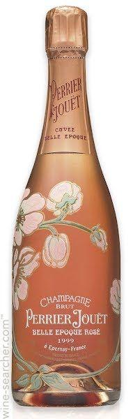 Perrier-Jouet Belle Epoque - Fleur de Champagne Brut Millesime Rose, Champagne, France