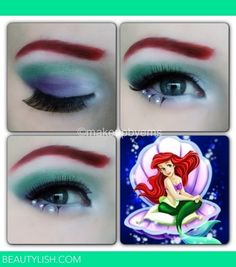 AMAZING Disney Inspired Makeup - Be Prepared