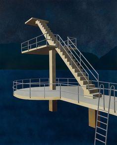 Daniel Rich, 'Diving Tower,' 2015, Carbon 12