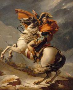 Jacques-Louis David, Napoleon Ca. 1800. Art Experience NYC www.artexperiencenyc.com/social_login/?utm_source=pinterest_medium=pins_content=pinterest_pins_campaign=pinterest_initial