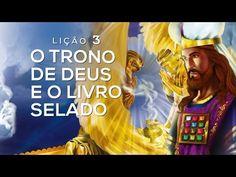 Lição 3 - Bíblia Fácil Apocalipse - Lição 3: O Trono  de Deus e o Livro Selado  (1...