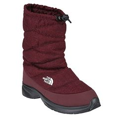 (ノースフェイス) THE NORTH FACE 14 W BOOTIE 14 W ブーツ BUD(BURGAND... https://www.amazon.co.jp/dp/B01M1NPQ3I/ref=cm_sw_r_pi_dp_x_xEH-xb1H66ZK7