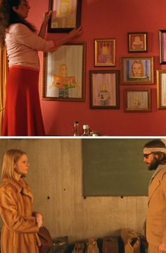 Royal Tennenbaums, but also perhaps the best movie for interior decorating yet.