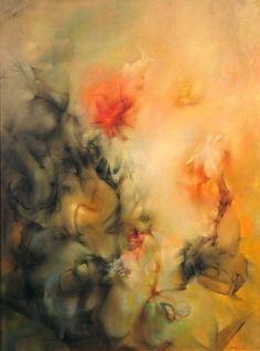 via bklyn contessa :: from hirschl & adler galleries :: naufrage en rose :: by dorothea tanning :: 1958