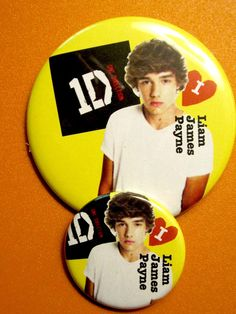The tweens will understand the importance of these lovely One Direction accessories! (Get your favorite one of the bunch!!)