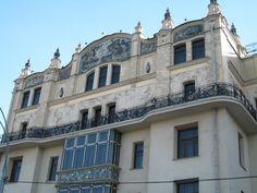 В.Ф.Валькот. Гостиница «Метрополь». 1899-1906