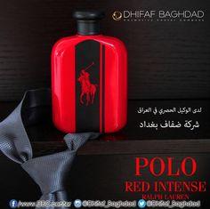 eda534ffe Polo Red هو أحدث عطر يقدمه بيت أزياء # رالف_لورين ينتمي إلي مجموعة