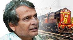 रेल मंत्री सुरेश प्रभु का महिलाओं को उपहार ! आज से शुरू होगी 'जननी सेवा', बच्चों को ट्रेन में ही मिलेगा गर्म दूध,गर्म पानी और अन्य सामान !