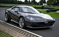 Lancia Stratos. This is the new version concept