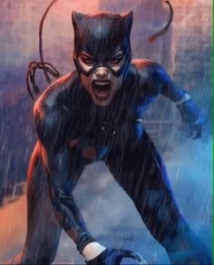 The perfect Catwoman Roar Attack Animated GIF for your conversation. Discover and Share the best GIFs on Tenor. Catwoman Comic, Batman And Catwoman, Batman Art, Batgirl, Comic Books Art, Comic Art, Math Comics, Arte Dc Comics, Marvel Comics