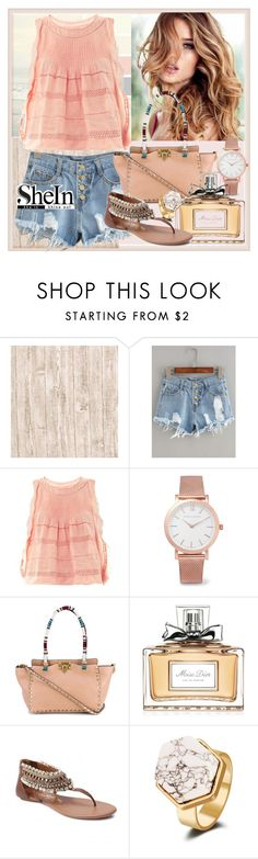 """SUMMER SHORTS"" by fashgirl-793 ❤ liked on Polyvore featuring Isabel Marant, Larsson & Jennings, Valentino and Christian Dior"