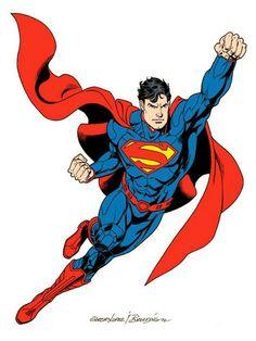 Superman by Jose Luis Garcia-Lopez Comic Book Artists, Comic Book Heroes, Comic Artist, Comic Books Art, Superman And Lois Lane, Superman Family, Superman Stuff, Garcia Lopez, Comics