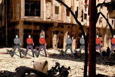 "Tammam Azzam 'Syrian Museum - Andy Warhol'   تمام عزام  ""متحف سوري – أندي وارهول"""