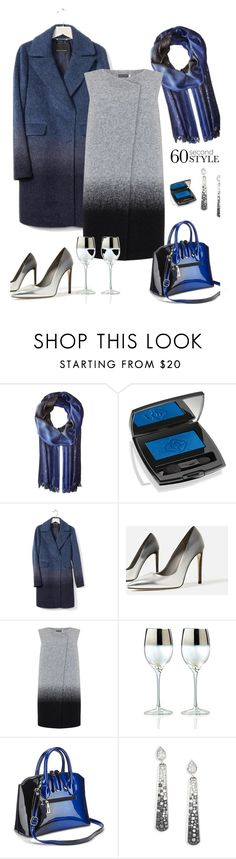 """60-Second Style: Ombre Effect'"" by dianefantasy ❤ liked on Polyvore featuring Echo Design, Lancôme, Banana Republic, Mint Velvet, Circle Glass, Plevé, ombre, polyvorecommunity, polyvoreeditorial and 60secondstyle"