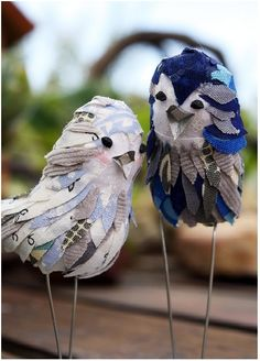 cute birds...reuse idea?