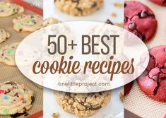 Desserts and Sweets Archives - Page 11 of 13 - One Little Project Best Cookie Recipes, Sweets, Cookies, Breakfast, Desserts, Projects, Food, Crack Crackers, Morning Coffee