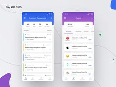For inspiration, here are 60 To Do List App UI Designs to help you design an excellent user interface that will add on to the visual appeal of your mobile application. Web Design, App Ui Design, Mobile App Design, Graphic Design, Dashboard App, Dashboard Design, Ios App, Wireframe, Application Design