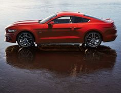 Hell Yea! The 2015 Ford #Mustang has been unleashed! Hit the pic to be the 1st to see the pics and video. #carporn