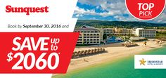 Save BIG on IBEROSTAR Hotels & Resorts with our #TopPick offer!