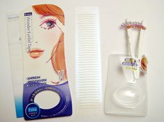 D-Up Wonder Eyelid Tape... for uneven eye lids! Thank goodness :)