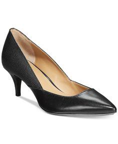 Calvin Klein Women's Patna Pumps - Pumps - Shoes - Macy's