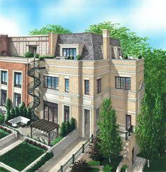 LG Construction + Development Home Rendering