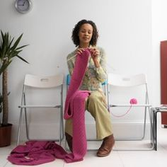 Learning to Knit - Knitting Basics | KNITFreedom