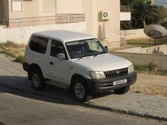 2000 Toyota Prado 3.0L 5,500 EUR #Cyprus #Limassol #CarsCyprus