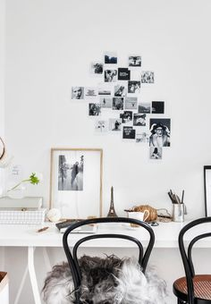 home office / workspace / home decor
