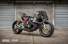 Honda CBX1000 Cafe Racer by Badseeds Motorcycle Club