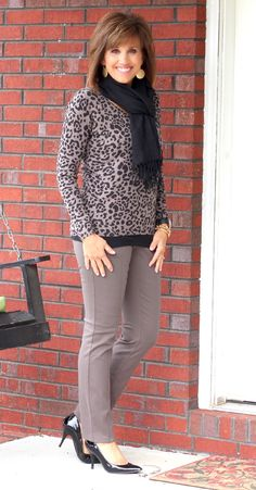 Day 3 of 31 Days of Fall Fashion-Neutrals