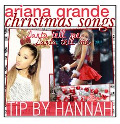 """""""ARIANA GRANDE CHRISTMAS SONGS 