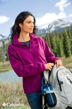 da00b98133 Benton Springs Full-Zip Jacket - One of Columbia s most popular Fall items  for a reason!  Columbia  basspro  fleece