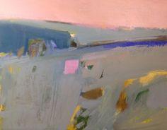 (94) Malcolm Ashman Landscapes Landscape Artwork, Abstract Landscape Painting, Artist Painting, Abstract Art, Painting Patterns, All Art, Painting Inspiration, Modern Art, Natural