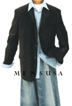 When I get my first paycheck I am gonna get a lot of styling clothes:)   New Black mens Two button style jacket velour blazer/Jacket ~ Sport Coat SUEDE Casual and Comfort