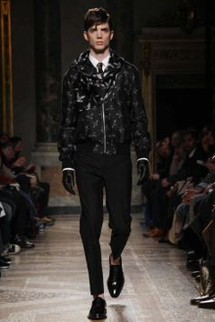 Image - Les Hommes @ Milan Menswear A/W 2014 - SHOWstudio - The Home of Fashion Film