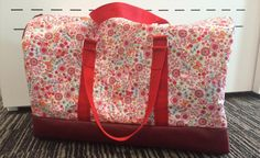 Mon sac boston de Sacôtin - Partout A Tiss - Blog de la couture astuces et inspirations